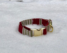 Load image into Gallery viewer, Santa Baby- Dog Collar