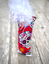 Load image into Gallery viewer, Sugar Skulls Kitty Kicker - Cat Toy