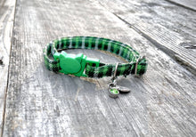 Load image into Gallery viewer, Luck of the Irish - Cat Collar