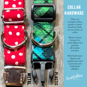 A Hoppin' Good Time! -Dog Collar