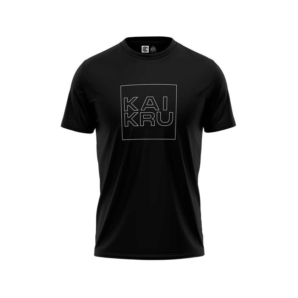 Kai Kru Logo Outline T-Shirt