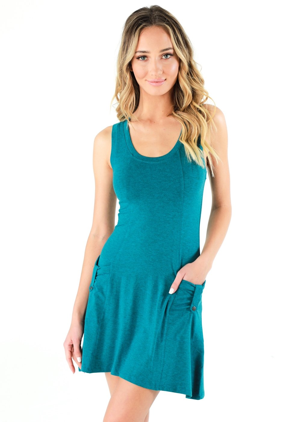 Nomads Hemp Wear Waikiki Dress - Tantrika Clothing