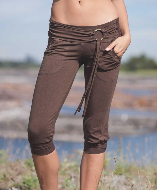 Nomads Hemp Wear Illyria Capri - Tantrika Clothing