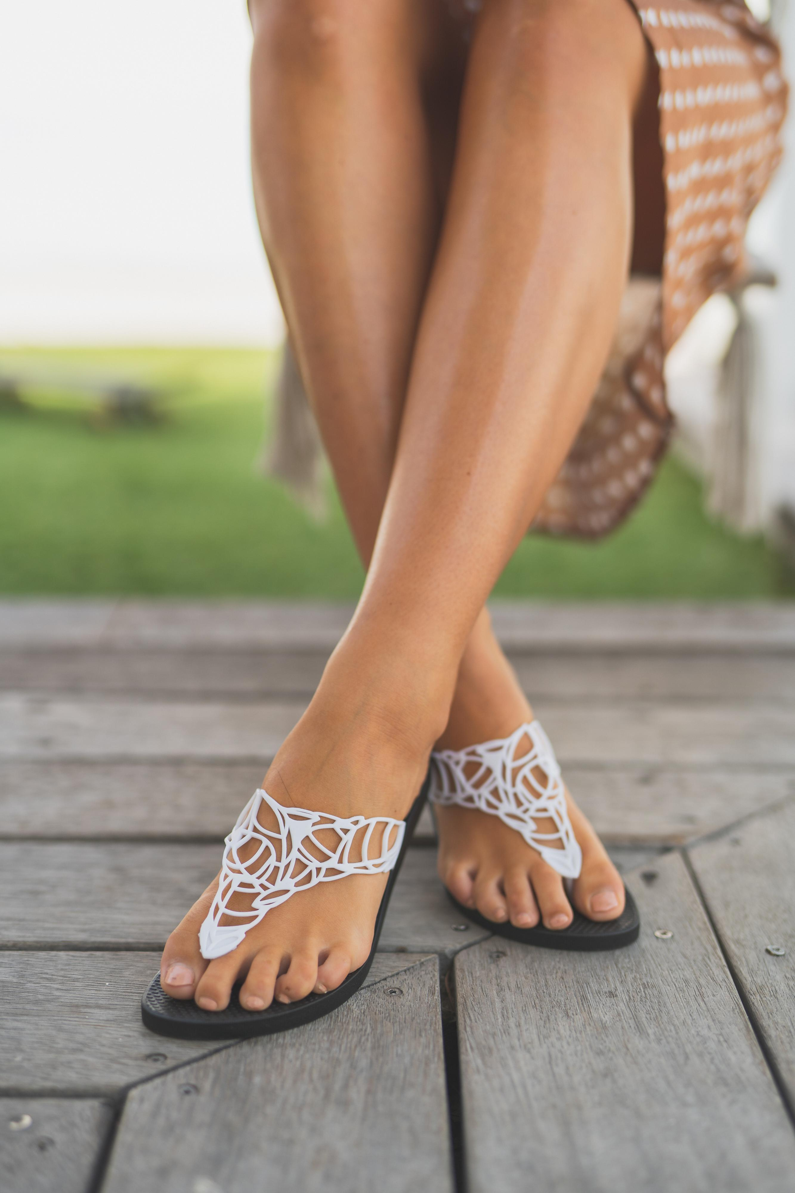 Batucada Acacia Sandals - Tantrika Clothing