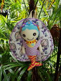 Mermaid Backpack - Tantrika Clothing
