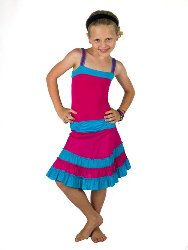 Tantrika Dancing Daisy Dress - Tantrika Clothing