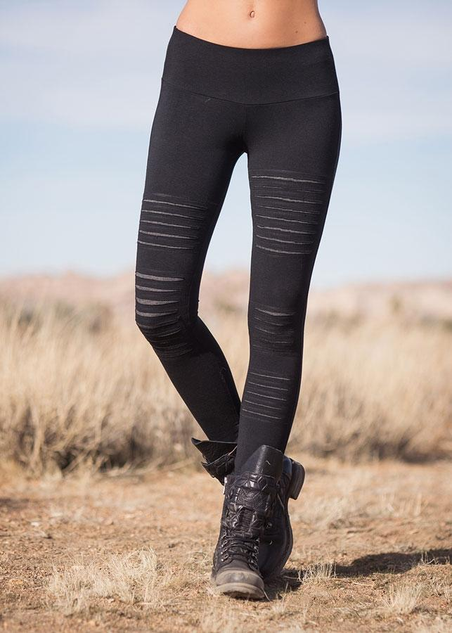 Nomads Hemp Wear Slayer Leggings - Tantrika Clothing