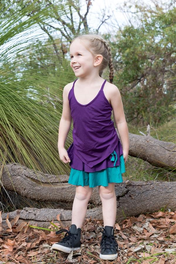 Tantrika Mini Pixie Top - Tantrika Clothing