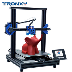 2020 TRONXY XY-2 Pro 3D printer kit Auto leveling Continuation of print filament sensor Titan Extruder optiona with 1 roll PLA