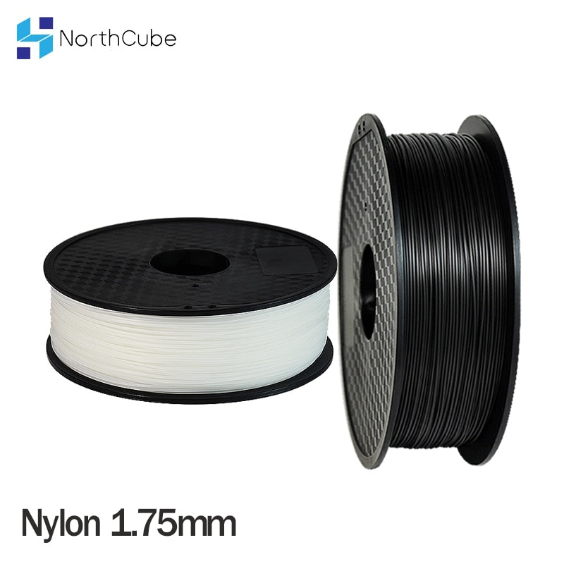 PA  3D Printer Filament Nylon Filament 1.75mm 1KG  High tensile Strength 3D Printing Material