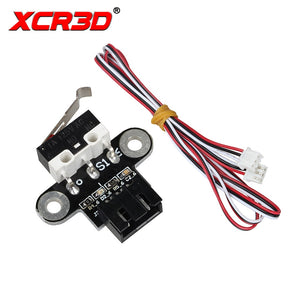 XCR3D 3D Printer Parts Mechanical Limit Switch Module Horizontal Type Endstop With 1M Cable For DIY Motherboard Reprap Ramps1.4
