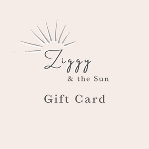 Ziggy & the Sun Gift Card
