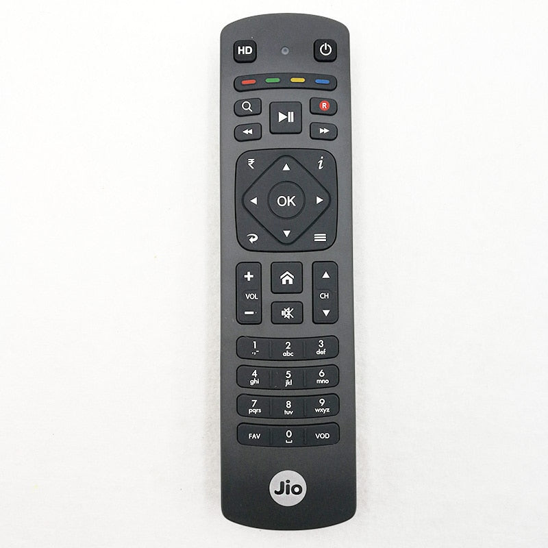 original remote control for jio  Set Top Box