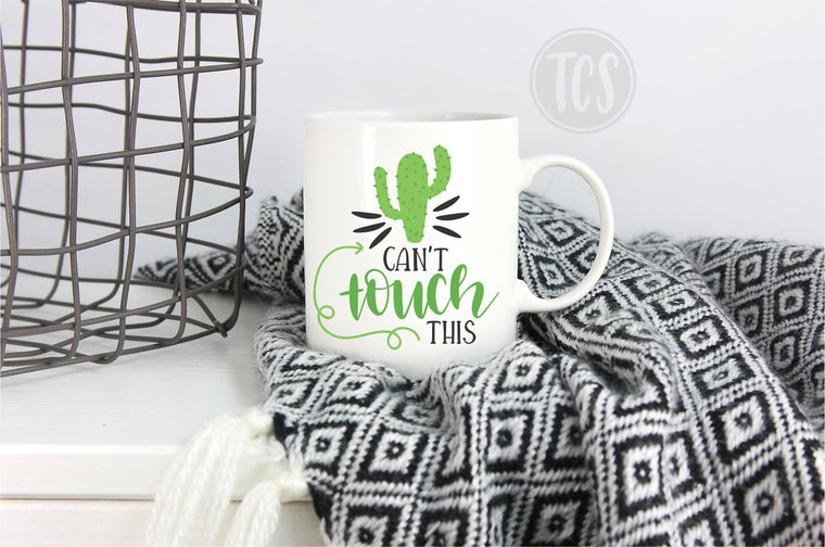 Can't Touch This Coffee Mug (CM1025)