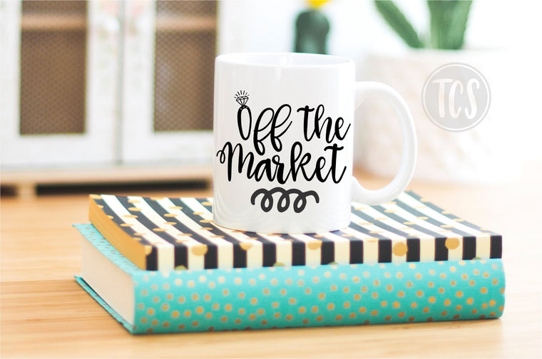Off the Market Coffee Mug (CM1040)