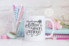 Follow your Dreams Coffee Mug (CM1043)