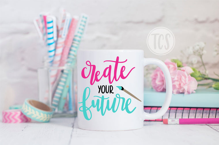 Create your Future Coffee Mug (CM1051)