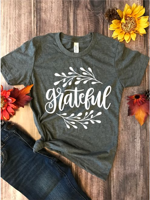 Grateful Kids Graphic Tee
