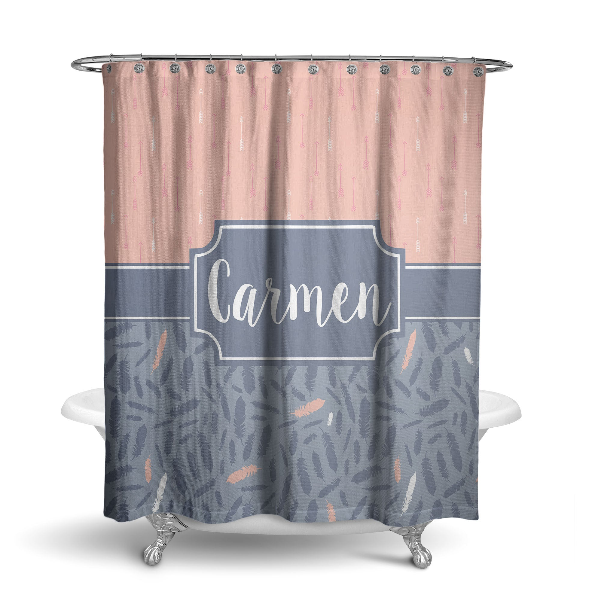 bedding set curtains over separates orders curtain hook luxury overstock product shower or bath and shipping on hooks free