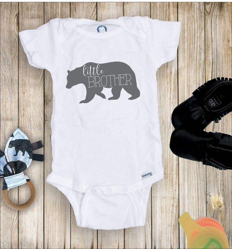 Little Brother Toddler Infant Tee
