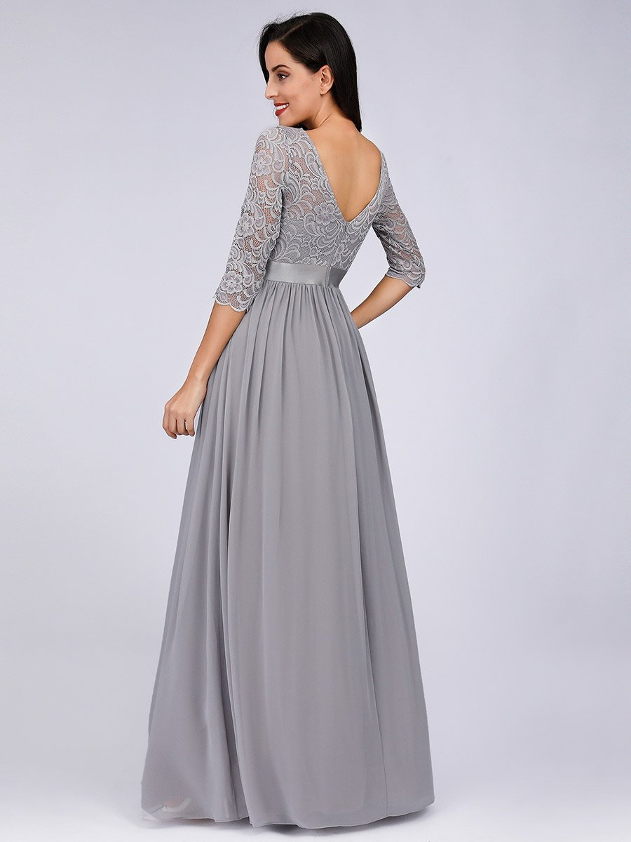 Empire Waist Bridesmaid Dress