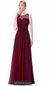Women's Elegant Long Evening Party Dress