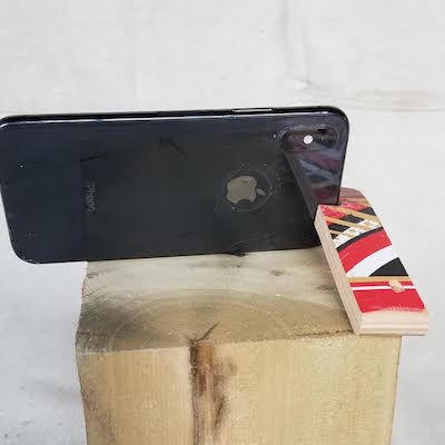 Handmade Phone Holder