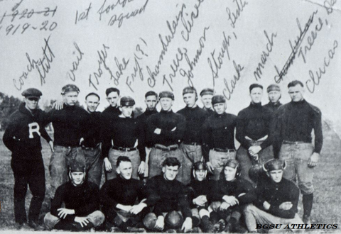 1919 BGSU Football Team Picture
