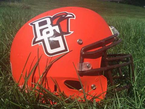 BGSU Football Helmet Raffle