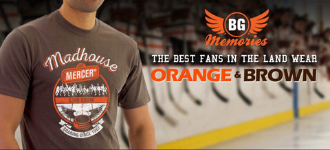 BGSU HOCKEY APPAREL
