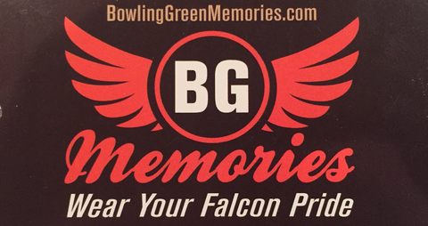 BG Memories BGSU Apparel T-Shirts