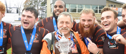 BGSU Rugby National Champs