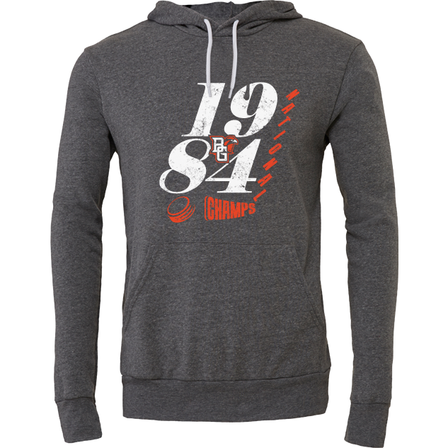 BGSU Hockey 1984 National Champions Hoodie