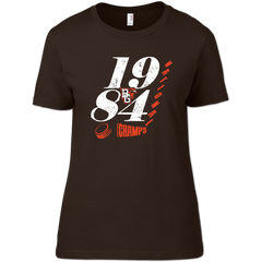 BGSU Hockey 1984 National Champs Woman's T-Shirt