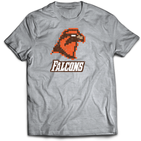 BGSU Falcons 8-Bit T-Shirt