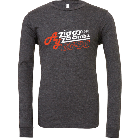 Ay Ziggy Zoomba BGSU Long Sleeve T-Shirt
