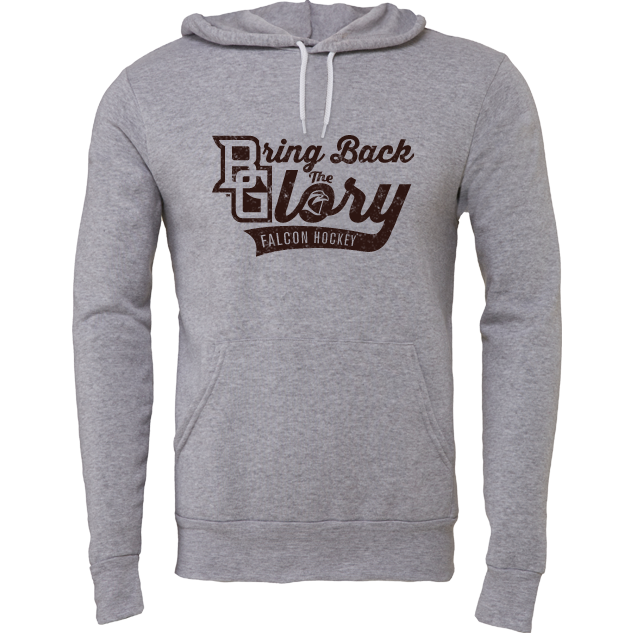 BGSU Falcons Bring Back the Glory Hockey Hoodie