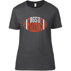 BGSU Falcons Football Since 1919 Women's T-Shirt