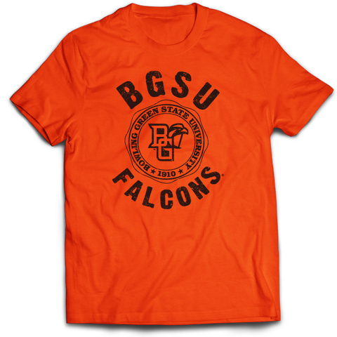 BGSU Falcons University Seal T-Shirt