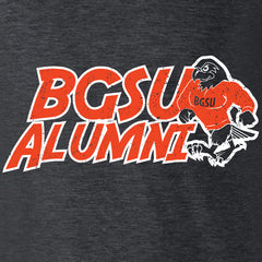 BGSU Falcons Alumni Ladies Slim Fit T-Shirt