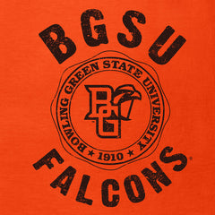 BGSU Falcons Seal Woman's T-Shirt (Sarah C Reprint)
