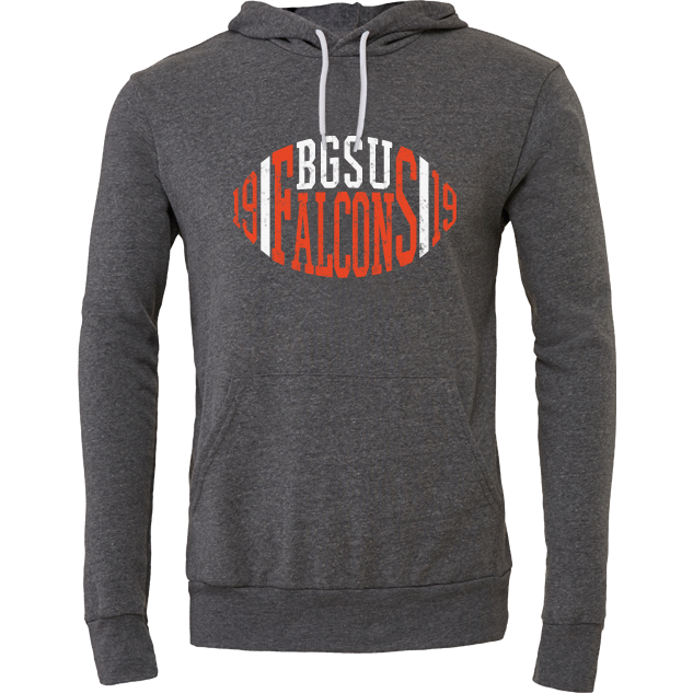 BGSU Falcons Football Since 1919 Hoodie