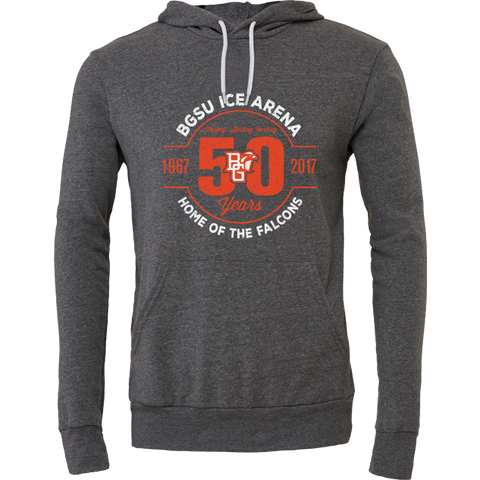 BGSU Falcons Ice Arena 50th Anniversary Hoodie