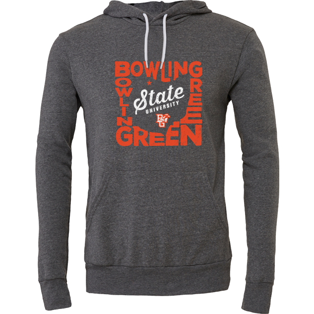 Bowling Green Falcons State Pride Hoodie