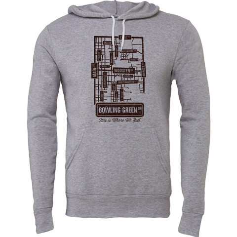 The Streets of Bowling Green Hoodie