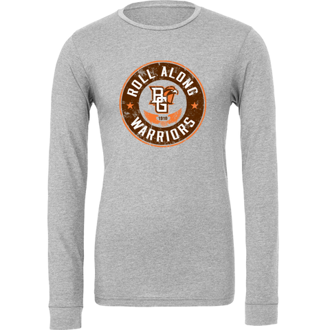 BGSU Roll Along Warriors Long Sleeve T-Shirt