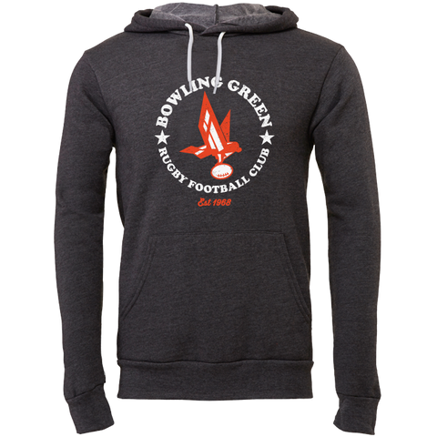 Bowling Green Rugby Logo Hoodie