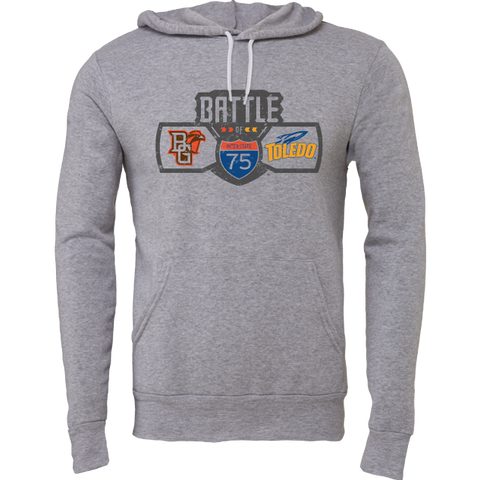 BGSU Falcons Football Battle of I-75 Hoodie