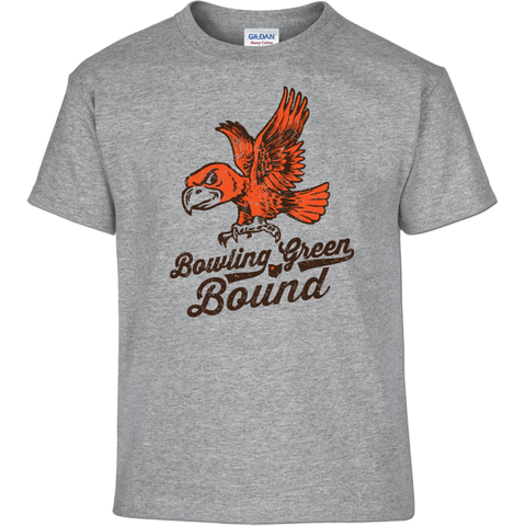 Bowling Green Bound Youth BGSU T-Shirt