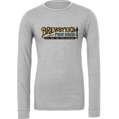 Bowling Green Brewster's Pour House Long Sleeve T-Shirt